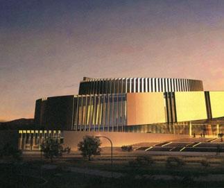 青海大剧院投入正式运营 总投资近5亿